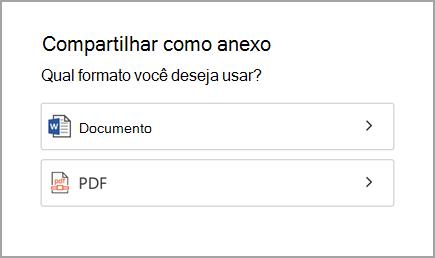 Documento ou PDF