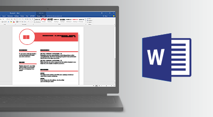Cursos de treinamento do Word