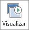 Botão Visualização na guia Transições