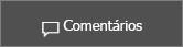 Captura de tela: Clique no widget Comentários do Centro de empresas para deixar comentários