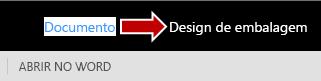 Alterar um nome de arquivo do Word Online