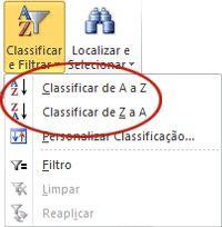 Classificar