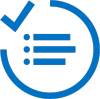 ícone de listas de verificação