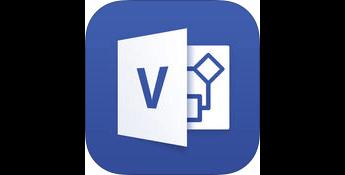 Visualizador do Visio para iPad e iPhone