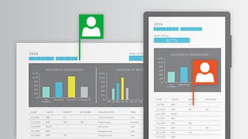 Cursos de treinamento de produtividade do Office 365