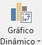 Opção de Gráfico Dinâmico na faixa de opções