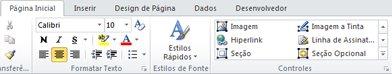 Incluir anexos, imagens ou hiperlinks