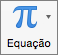 Botão de Equação