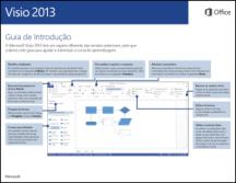 Guia de Introdução do Visio 2013