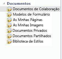 Ícone de não sincronizado anexado a listas numa área de trabalho do SharePoint