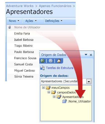 Ícone conceptual para a secção Iniciar
