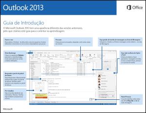 Guia de Introdução ao Outlook 2013