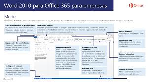 Documento do Word com revisões efectuadas por vários revisores