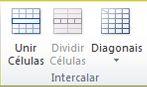 Grupo Unir Tabela no Publisher 2010