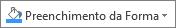 Botão de preenchimento de forma no separador Formatar