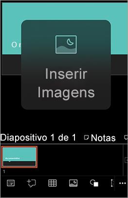 Mostra itens em separadores no iPhone