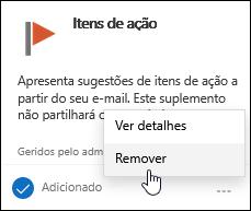 Remover add-in