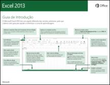 Guia de Introdução ao Excel 2013