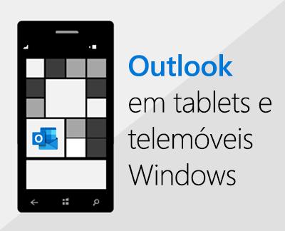 Configurar o e-mail num dispositivo Windows 10