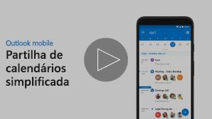 Imagem em miniatura do vídeo Partilhar Calendário