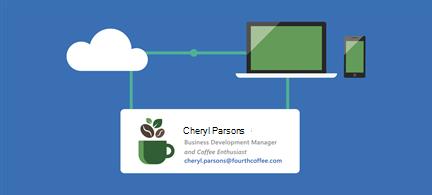 Mostra o armazenamento de assinaturas na cloud
