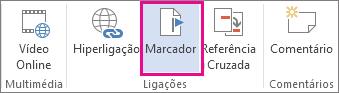 Inserir Marcador