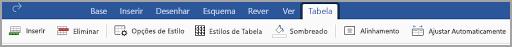 separador de mesa de iPad