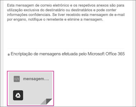 Visualizador da OME com o Gmail 1