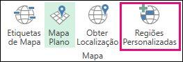 Regiões Personalizadas