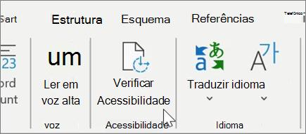 Verificar a Acessibilidade no Word1