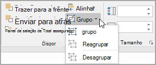 Selecionar grupo