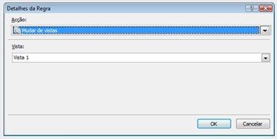 Adicionar, eliminar e mudar de vistas num formulário