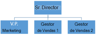 Organograma simples