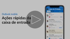 Miniatura do vídeo Responder a convites de forma instantânea - clique para reproduzir