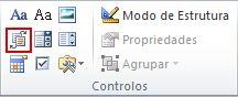 controlo de conteúdo do bloco modular