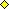 Imagem da alça de controlo - losango amarelo