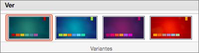 Galeria Variantes