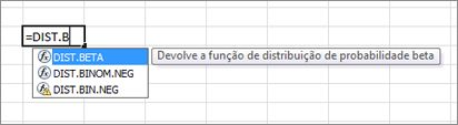 exemplo de conclusão automática de fórmulas