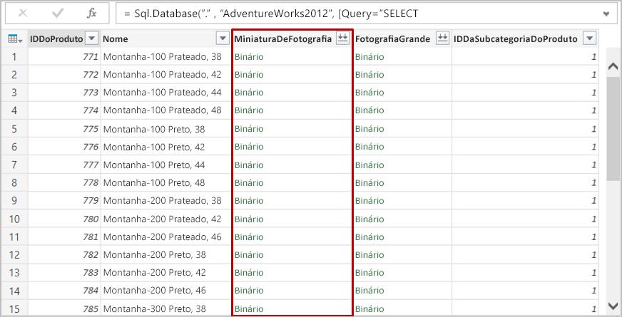 Base de Dados SQL