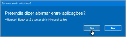 Pedido de aplicações do Office 365 mudar