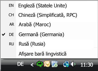 Bara lingvistică