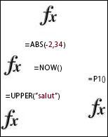 Funcții Excel