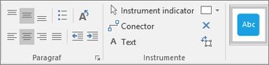 Instrumente Visio