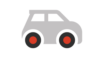 Ilustrație cu o mașină