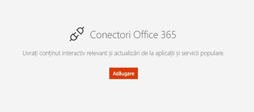 Conector parte web