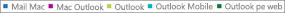 Captură de ecran: Listă de clienți de e-mail. Faceți clic pe clientul de e-mail pentru a obține mai multe date de raportare despre acel client.