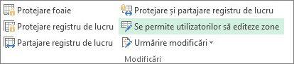 Se permite utilizatorilor să editeze modificările