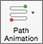 Choose one of the Motion Path options to make objects move in a defined way