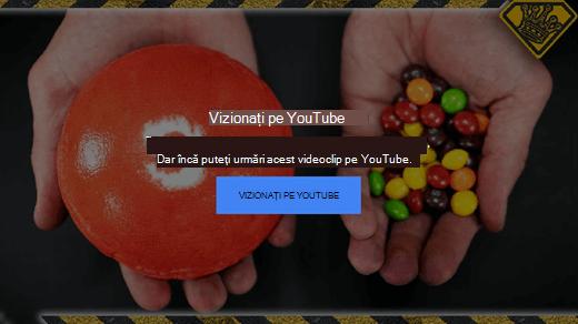 Acest mesaj de eroare YouTube spune că nu mai acceptă videoclipuri încorporate cu Flash