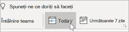 Accesați astăzi în Outlook